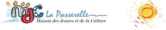 Logo de la MJC la Passerelle
