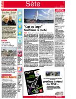 16 mai 2015 – Midi Libre – Portes ouvertes