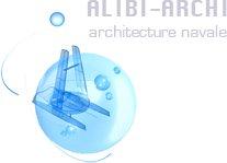 Logo de Alibi architecture