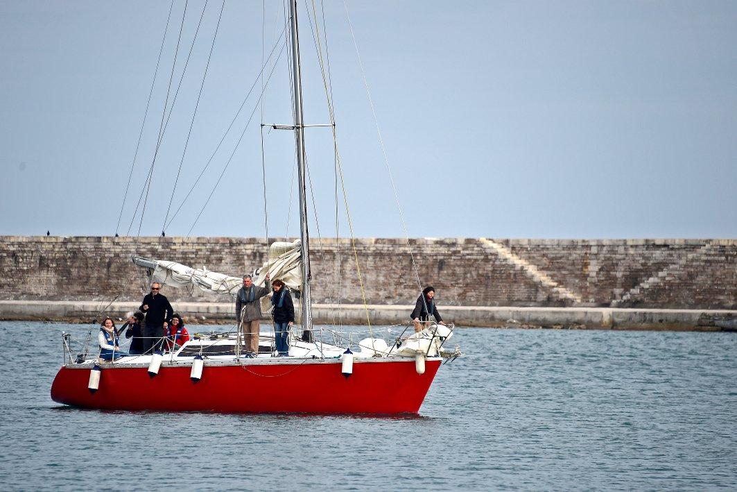 Alibaba part faire découvrir gratuitement la navigation en mer