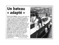 Juin 2005 – Baptème de Laisse Dire