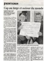 15 mai 2001 – MidiLibre – Riton 2000
