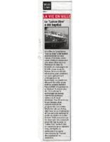 17 Juillet 2005 – Midi Libre – Laisse Dire a été baptisé