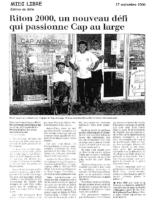 17 septembre 2000 – Midi Libre – Riton 2000