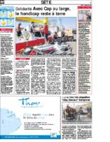 27 septembre 2005 – Midi Libre – Projet à Oran