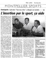 30 juin 2005 – Midi Libre – Fait nous rêver