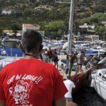 Croisière en Corse Août  A Cargèse