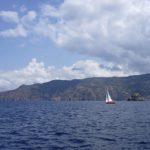 Croisière en Corse Août  Alibaba à Scandola