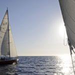 Croisière en Corse Août  Alibaba vu de Laisse Dire