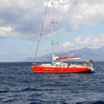 Croisière en Corse Août  Après la baie de Girolata