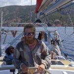 Croisière en Corse Août  Départ en navigation sur Laisse Dire