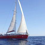 Croisière en Corse Août  Equipage motivé sur Laisse Dire