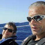 Croisière en Corse Août  La mer se lève