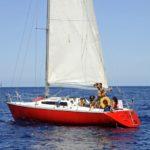 Croisière en Corse Août  Mer calme