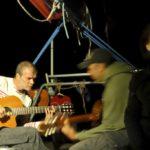 Croisière en Corse Août  Soirée en musique