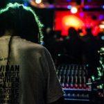 Mouss de lentrepots au son pour les  ans de Cap au Large par David Montoya