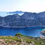 Calanque de Sormiou entre Marseille et Cassis