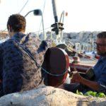 atelier chansons avec Milan et Erwan, cap sur l'écriture