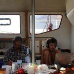 atelier musique sur Laisse Dire à Calvi en Corse