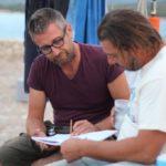 atelier-ecriture-de-chansons-avec-erwan-sur-laisse-a-calvi-en-corse