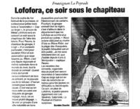 17 avril 2004 – Midi Libre – Lofofora