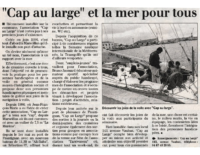 1998 – Midi Libre – Cap au Large et Alibaba