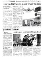 2002 – Midi Libre – Gwana Diffusion