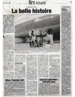 25 avril 2005 – – La belle histoire