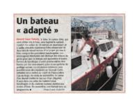 26 juin 2005 – Midi Libre – Baptème de Laisse Dire