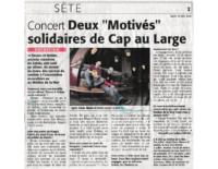 30 juin 2005 – Midi Libre – Interview Mouss et Hakim