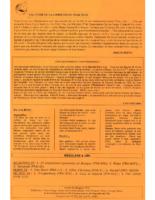 4 avril 2003 – L'echo des Régates – Val d'Orb
